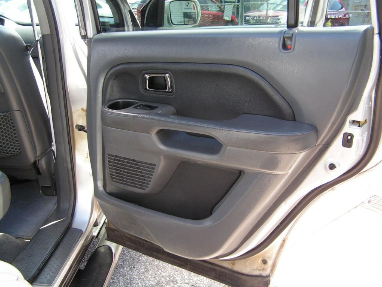 2006 Honda Pilot EX-L 8 PASS DVD LEATHER SUNROOF