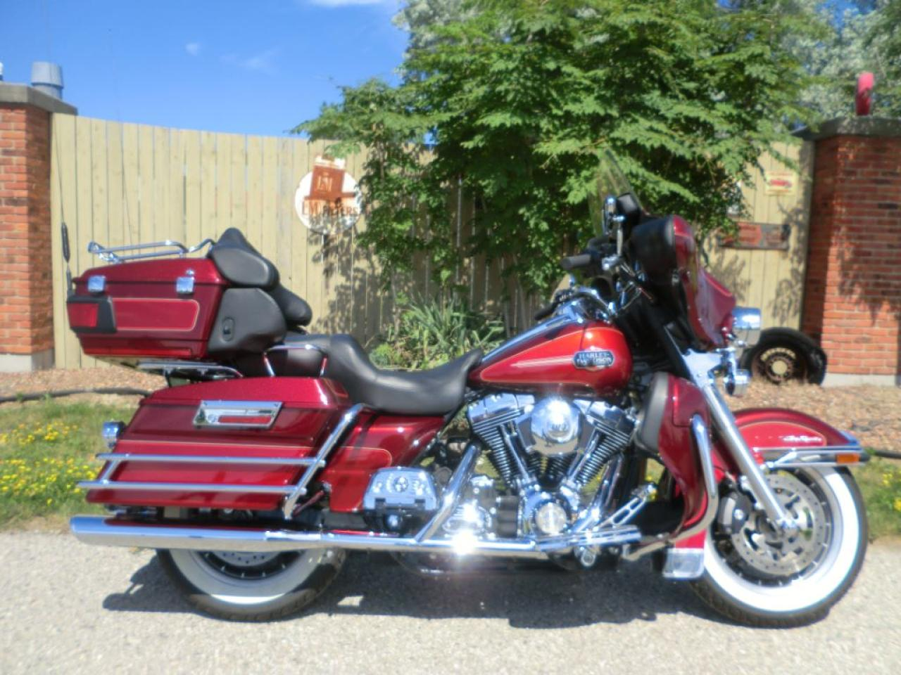 2008 Harley-Davidson Touring FLHTCU ELECTRAGLIDE ULTRA CLASSIC