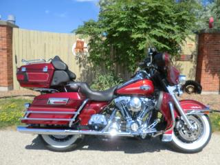 Used 2008 Harley-Davidson Touring FLHTCU ELECTRAGLIDE ULTRA CLASSIC for sale in Blenheim, ON
