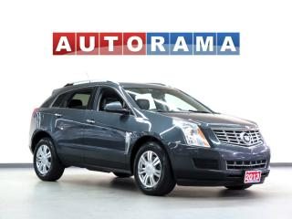 Used 2013 Cadillac SRX LUXURY PKG AWD NAVIGATION LEATHER PANORAMIC SUNROO for sale in North York, ON