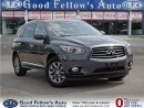 Used 2014 Infiniti QX60 AWD, 7 PASSENGERS, LEATHER, SUNROOF, CAMERA for sale in North York, ON