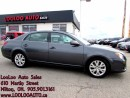 Used 2008 Toyota Avalon XLS LEATHER SUNROOF CERTIFIED 2YR WARRANTY for sale in Milton, ON