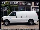 Used 2013 GMC Savana G2500 *CARGO *SHELVING *POWER WINDOWS *POWER LOCKS for sale in York, ON