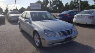 Used 2003 Mercedes-Benz C240 2.6L for sale in Komoka, ON