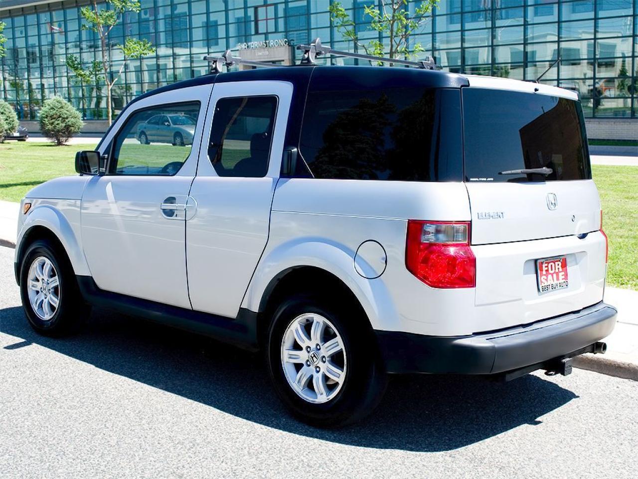 2008 Honda Element EX-P|4WD|AUTOMATIC|SUNROOF|ALLOYS