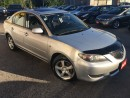 Used 2004 Mazda MAZDA3 GS/AUTO/PWR ROOF/LOADED/ALLOYS for sale in Scarborough, ON