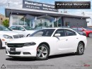 Used 2016 Dodge Charger SXT |FAC.WARRANTY|PHONE|SUNROOF|ALLOYS for sale in Scarborough, ON