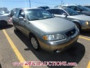Used 2002 Nissan Sentra GXE 4D Sedan for sale in Calgary, AB