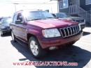 Used 2001 Jeep Grand Cherokee 4D Utility 4WD for sale in Calgary, AB