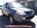 Used 2003 Acura MDX  4D UTILITY for sale in Calgary, AB