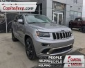 Used 2015 Jeep Grand Cherokee Overland for sale in Edmonton, AB
