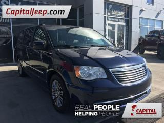 Used 2014 Chrysler Town & Country Touring-L| Leather| Back up Camera| Remote Start| for sale in Edmonton, AB