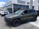 Used 2015 Jeep Cherokee Trailhawk/Leather/Roof/Navi for sale in Burlington, ON