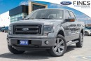 Used 2014 Ford F-150 FX4 - LEATHER, SUNROOF, NAVIGATION for sale in Bolton, ON