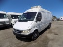 Used 2004 Dodge Sprinter reefer 3500 High Roof for sale in Mississauga, ON