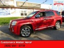 Used 2015 GMC Terrain Denali  AWD, NAVI., CAMERA, ROOF, LEATHER for sale in St Catharines, ON