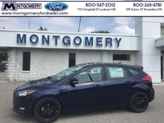 New 2017 Ford Focus SEL HATCH for sale in Kincardine, ON