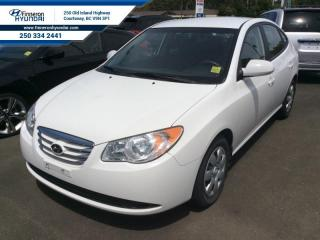 Used 2010 Hyundai Elantra GL for sale in Courtenay, BC