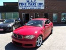 Used 2008 BMW 1 Series 135 i - CERTIFIED - 6.SPEED for sale in North York, ON