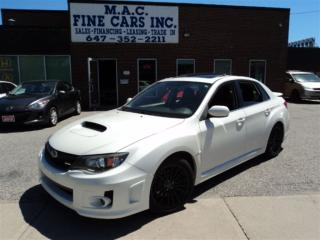 Used 2011 Subaru Impreza WRX Limited - LEATHER - SUNROOF for sale in North York, ON