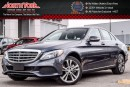 Used 2015 Mercedes-Benz C 300 4Matic|Nav|Pano_Sunroof|Blind Spot|Backup Cam|18