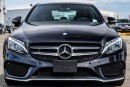 Used 2015 Mercedes-Benz C-Class C400 4Matic|Multimedia Pkg|Nav|Pano_Sunroof|Burmester|18