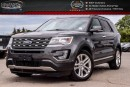 Used 2017 Ford Explorer Limited|4x4|7Seater!Navi|Dual Pane Sunroof|Backup Cam|Bluetooth|R-Star|Leather|20