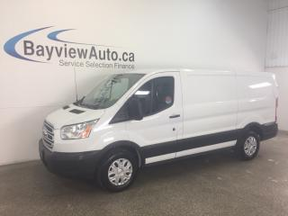 Used 2016 Ford Transit 150 - 3.7L! A/C! REVERSE CAM! CRUISE! for sale in Belleville, ON