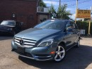Used 2013 Mercedes-Benz B-Class Leather, PanoramicRoof, Camera, LedLights! for sale in York, ON