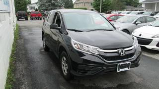 Used 2015 Honda CR-V LX for sale in Kingston, ON
