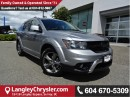 Used 2016 Dodge Journey Crossroad w/ DVD,NAVIGATION & 3RD ROW for sale in Surrey, BC