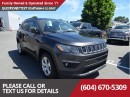 New 2017 Jeep New Compass North for sale in Surrey, BC