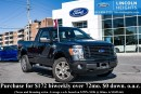 Used 2014 Ford F-150 STX 6.5-ft. Bed 4WD for sale in Ottawa, ON