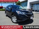 Used 2016 Honda CR-V LX w/ Safety Rear Camera & Heated Seats for sale in Surrey, BC