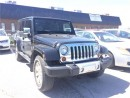 Used 2013 Jeep Wrangler Unlimited Sahara Navigation, Leather, Chrome Package !! for sale in Concord, ON