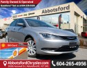 Used 2016 Chrysler 200 LX Ex Demo! for sale in Abbotsford, BC