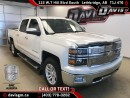 Used 2014 Chevrolet Silverado 1500 LTZ-Heated Seats, Remote Start, Rear Camera for sale in Lethbridge, AB