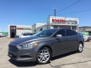 Used 2013 Ford Fusion SE - BLUETOOTH - POWER PKG for sale in Oakville, ON