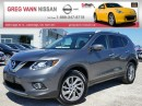 Used 2015 Nissan Rogue SL AWD w/NAV,all leather,pwr group,rear cam,climate control,panoramic roof for sale in Cambridge, ON