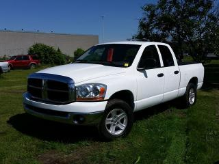 Used 2006 Dodge Ram 1500 SLT 4x4 for sale in Gloucester, ON