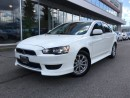 Used 2013 Mitsubishi Lancer SE for sale in Surrey, BC