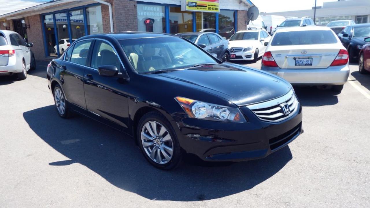 2012 Honda Accord EX-L/SUNROOF/VERY CLEAN /IMMACULATE $11900