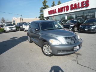 Used 2009 Chrysler PT Cruiser 5dr HATCH LX LOCAL ON NO ACCIDENT PW PL ICE COLD A for sale in Oakville, ON