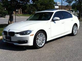 Used 2012 BMW 328i LUXURY PKG - NAVI|PARK ASSIST|BLUETOOTH|1 OWNER for sale in Scarborough, ON