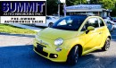 Used 2012 Fiat 500 Sport | LEATHER | BLUETOOTH for sale in Richmond Hill, ON