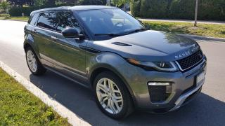 Used 2016 Land Rover Evoque HSE Dynamic for sale in North York, ON