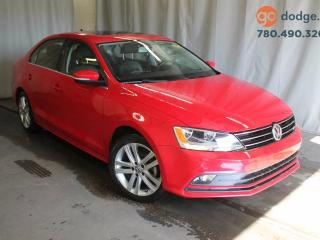 Used 2015 Volkswagen Jetta 1.8 TSI Highline for sale in Edmonton, AB