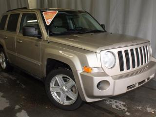 Used 2010 Jeep Patriot Sport 4x4 / HEATED FRONT SEATS for sale in Edmonton, AB