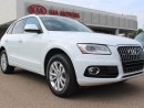 Used 2015 Audi Q5 PANORAMIC SUNROOF, HEATED SEATS, BACKUP CAM, NAVI, BUTTON START, DRIVE SELECT for sale in Edmonton, AB