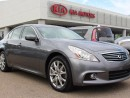 Used 2012 Infiniti G37 X SUNROOF, NAVI, HEATED SEATS, BACKUP CAM, BUTTON START for sale in Edmonton, AB